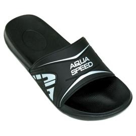 Nero Pantofole Aqua-Speed Dakota M col.7