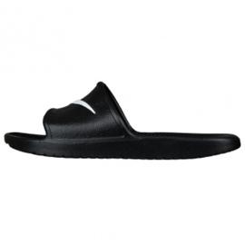 Pantofole Nike Coffee Shower 832528-001 nero