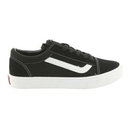 AlaVans Atletico 18081 scarpe da ginnastica nere