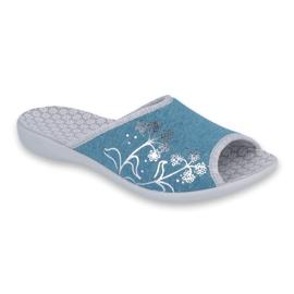 Blu Befado scarpe da donna pu 254D102