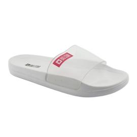 Pantofole da donna Big Star 274A259 da donna bianco