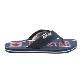 Cintura da uomo Big Star 174658 blu scuro