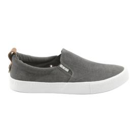 Grigio Sneakers slip-on Big Star 174162