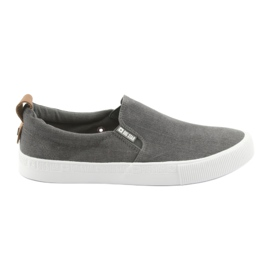 Sneakers slip-on Big Star 174162 grigio