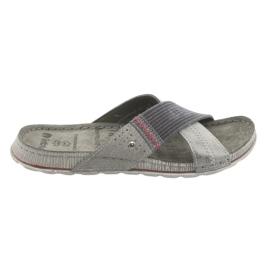 Pantofole uomo Inblu GG009 grigio uomo