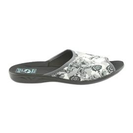 Pantofole da donna Adanex 23981 grigio