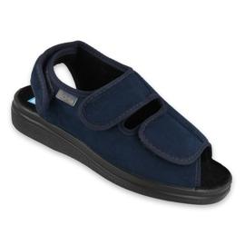 Befado scarpe da donna pu 676D003 marina