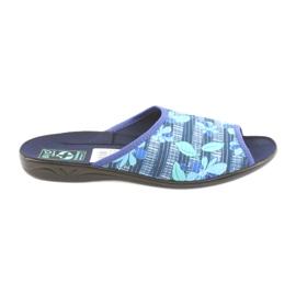 Pantofole da donna con fiori Adanex 23863