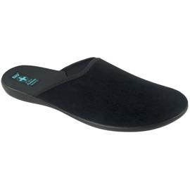 Pantofole Pantofole da uomo Adanex grigie grigio