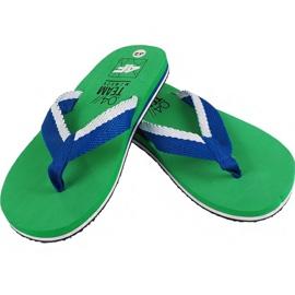 Pantofole 4F M H4L19 KLM002 41S verde