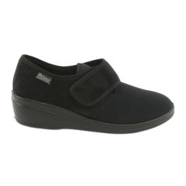 Le scarpe Befado da donna possono 033D002 nero