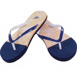 Marina Pantofole 4f W H4L19-KLD003 30S blu scuro