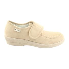 Marrone Befado scarpe da donna pu 984D011