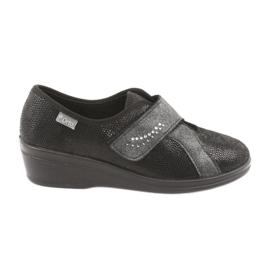 Nero Befado scarpe da donna pu 032D002