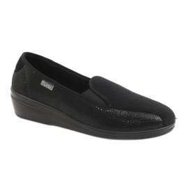 Nero Le scarpe Befado da donna possono 034D002