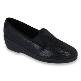 Nero Le scarpe Befado da donna possono 035D002