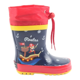 American Club Stivali da pioggia per bambini americani