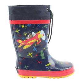 American Club Stivali da pioggia per bambini americani SamoLot