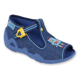 Scarpe per bambini Befado 217P103 blu