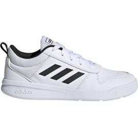 Bianco Scarpe Adidas Tensaur K Jr. EF1085