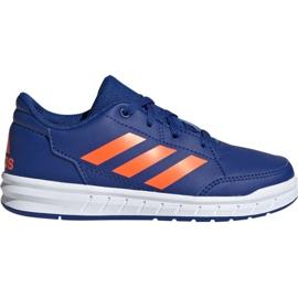 Blu Scarpe Adidas AltaSport K Jr G27095