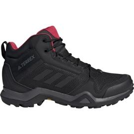 Scarpe da trekking adidas Terrex AX3 Mid Gtx W BC0590 nero