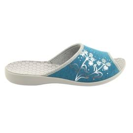 Befado scarpe da donna pu 254D102 blu