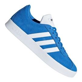 Blu Scarpe Adidas Vl Court 2.0 Jr F36376