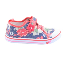 Sneakers Lips American Club sottopiede in pelle