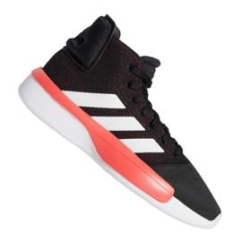Scarpe da basket adidas Pro Adversary 2019 M BB9192 nero nero