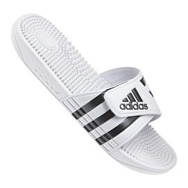 Bianco Pantofole Adidas M F35573