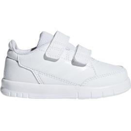 Bianco Scarpe Adidas AltaSport Cf I D96848