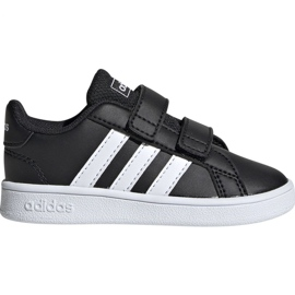 Nero Scarpe adidas Grand Court I EF0117
