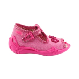 Pantofole Befado 213P109 rosa