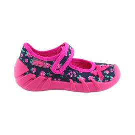 Pantofole da donna Befado 109p181 rosa