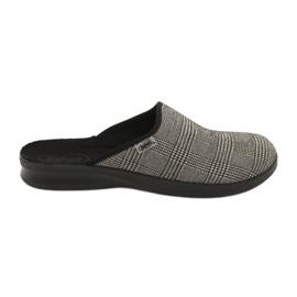 Scarpe da uomo Befado pu 548M021 grigio