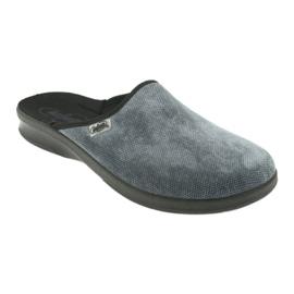 Scarpe da uomo Befado pu 548M017 grigio