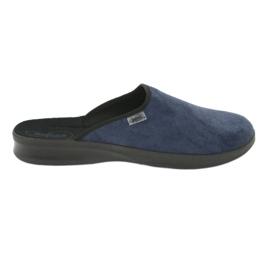 Scarpe da uomo Befado pu 548M018 blu