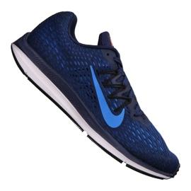 Nike blu