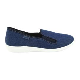 Befado calzature giovani pvc 401Q018 blu