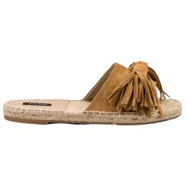 Marrone Flip Flops VICES