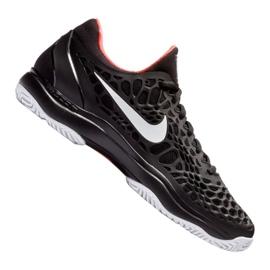 Nero Scarpe da tennis Nike Air Zoom Cage 3 M 918193-026