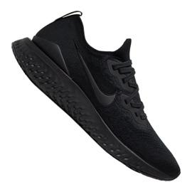 Nero Scarpe da running Nike Epic React Flyknit 2 M BQ8928-011