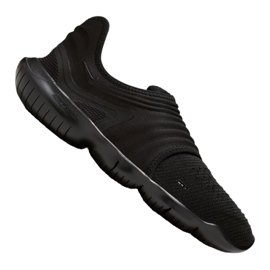 Nero Scarpe da running Nike Free Rn Flyknit 3.0 M AQ5707-006
