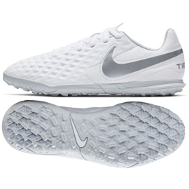 Scarpe da calcio Nike Tiempo Legend 8 Club Tf Jr AT5883-100