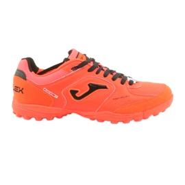 Scarpe da calcio Joma Top Flex 807 Tf M TOPS.807.TF arancione