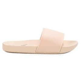 Seastar marrone Pantofole beige