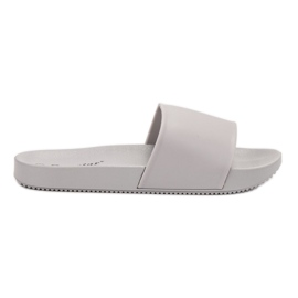 Seastar grigio Pantofole grigie