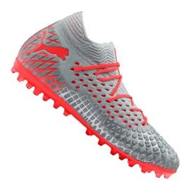 Scarpe da calcio Puma Future 4.1 Netfit Mg M 105678-01
