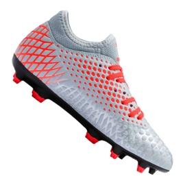 Scarpe da calcio Puma Future 4.4 Fg / Ag Jr 105696-01